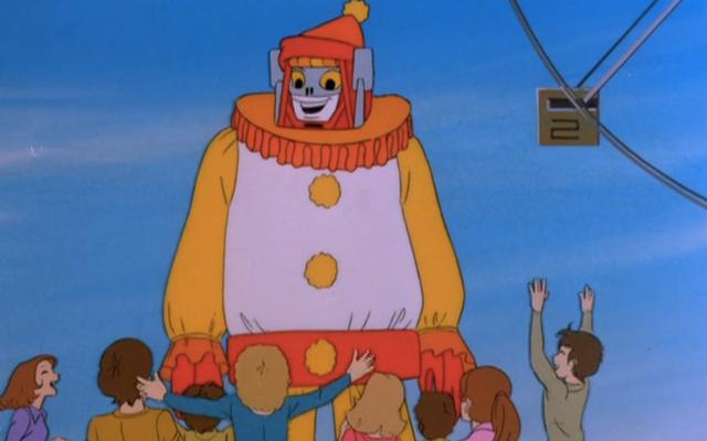 GoBots Karikatürünün En Kötü Bölümü Ne Kadar Kötü Olduğunu Tam Olarak Biliyordu