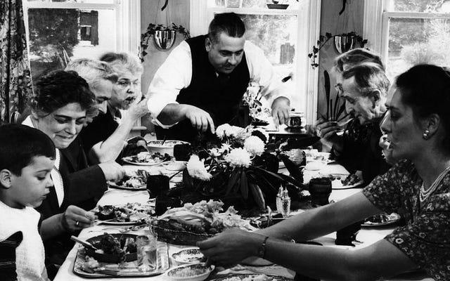 5 уроков, которые я извлек за 27 лет проведения Дня Благодарения