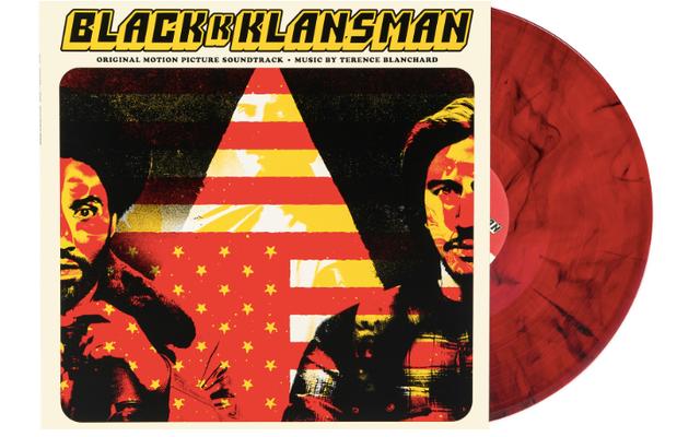 オスカーにノミネートされたBlacKkKlansmanサウンドトラックをビニールでプレゼントします