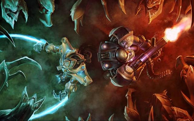 I migliori giocatori di StarCraft II al mondo combatteranno questo fine settimana