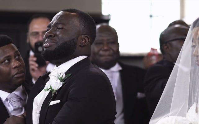 Почему я смеялся над своим лучшим другом за то, что он плакал на его свадьбе (а потом плакал над своей собственной)