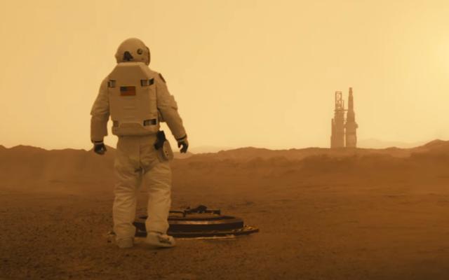 ตัวอย่างที่สองของ Ad Astra ล้อเลียนหนังสยองขวัญอวกาศเชิงปฏิบัติการ