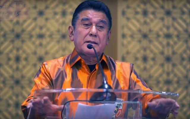 เหตุใดผู้นำการฆ่าล้างเผ่าพันธุ์ชาวอินโดนีเซียถึงได้เล่นใน PGA Tour Pro-Ams มากมาย