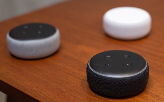 Amazon potrebbe lavorare su un gadget per l'apnea notturna abilitato per Alexa