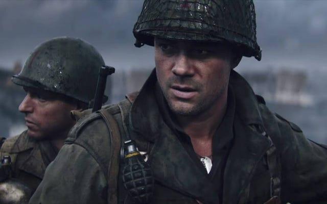 「レジスタンス」DLCは、CODに非常に必要なマップの多様性をもたらします:第二次世界大戦