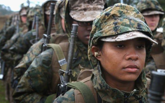 米国上院は、女性が徴兵に登録することを要求する法案を承認します