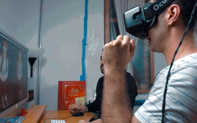 仮想現実でポルノ映画を記録する方法