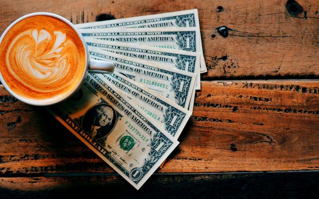 (良い)コーヒーでお金を節約する方法