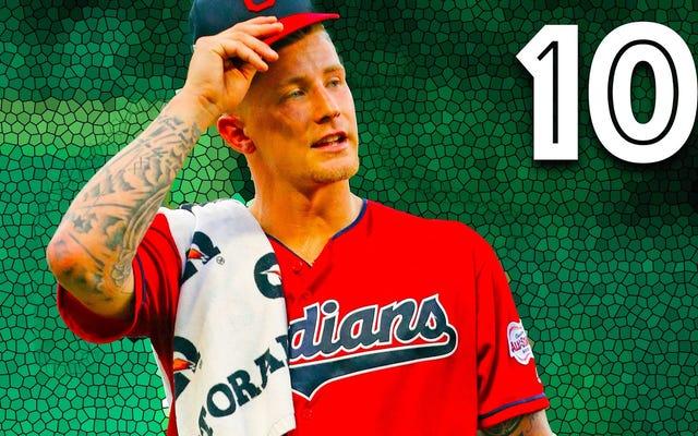 Idiot de l'année # 10: Zach Plesac, le canari le plus stupide de la mine de charbon du baseball