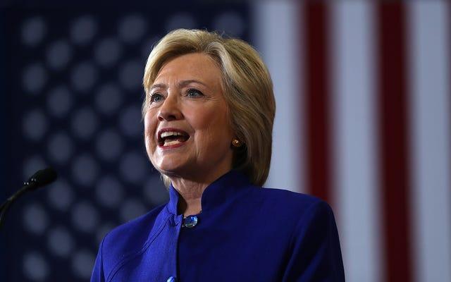 ヒラリー・クリントンが#KeithLamontScottシューティングビデオの公開を呼びかけます