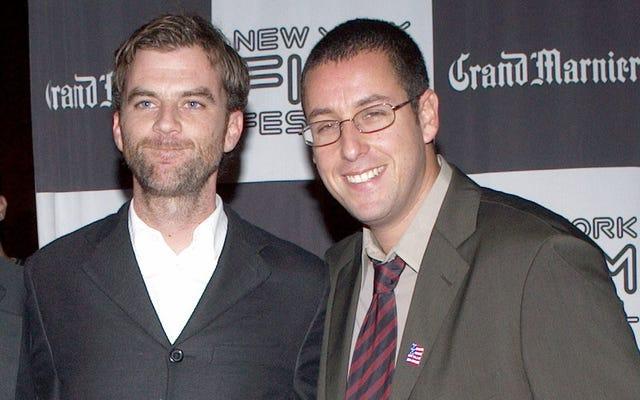 Paul Thomas Anderson, Adam Sandler'in yeni Netflix özel bölümünün bir bölümünü çekti