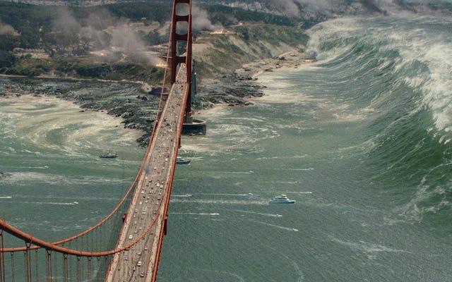 Ein paar Zittern heben die verschiedenen Arten von Erdbeben an der Westküste hervor