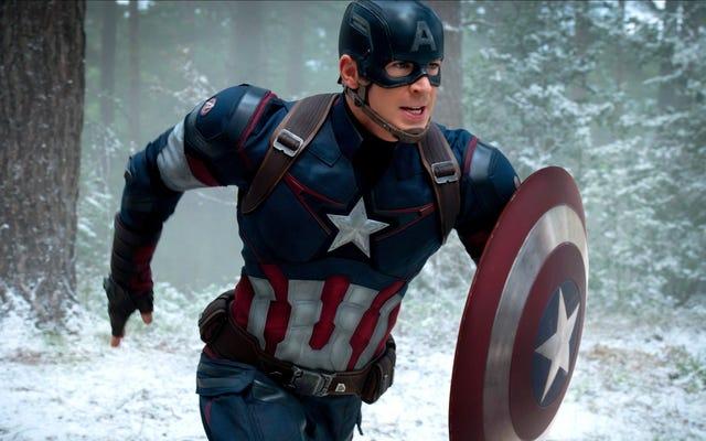 マーベル映画の世界で次のキャプテンアメリカになることができるのは誰ですか