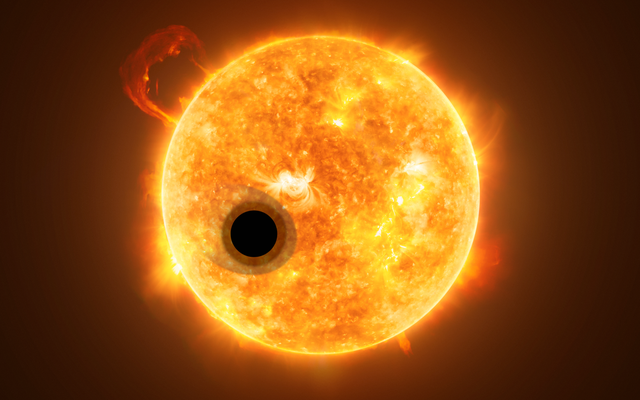 ヘリウムを含むことが知られている最初の太陽系外惑星は本当にエイリアンの世界です