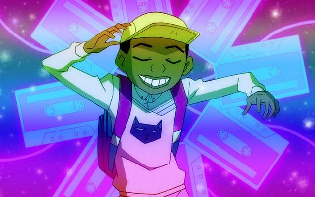 Benson de Kipo lidera la próxima ola de representación queer en animación juvenil