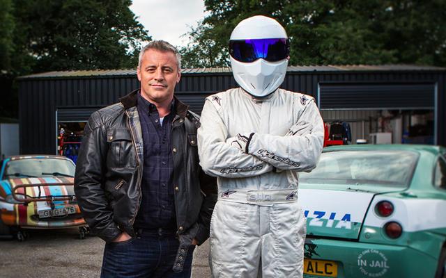 Мэтт Леблан покидает Top Gear