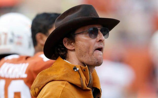 Está bien, está bien, está bien, Matthew McConaughey estará en el anuncio del Super Bowl de Doritos