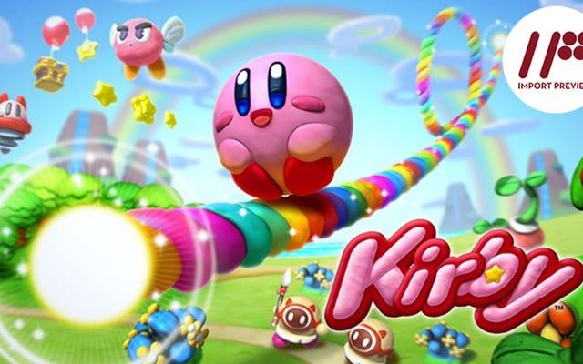 Kirby: Kutukan Pelangi Membuat Saya Ingin Lebih Banyak Game Bergaya Tanah Liat