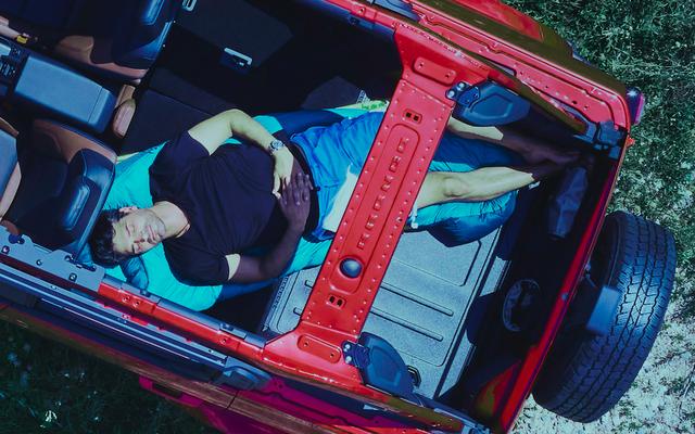 Jak spać w 2021 Ford Bronco i dlaczego bezwstydnie piszę to dla twoich kliknięć