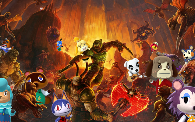 Неделя в играх: Doom и Animal Crossing придут, чтобы спасти нас всех