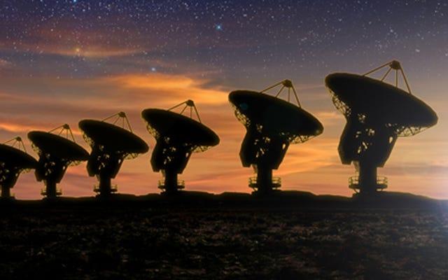 Uzaylı Radyo Beacon? Muhtemelen Bu sefer değil.