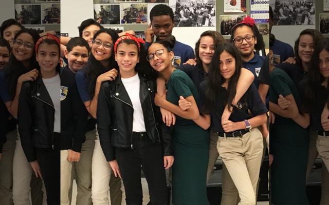 これらのブロンクス中学生は、生理について最高のポッドキャストを作成しました