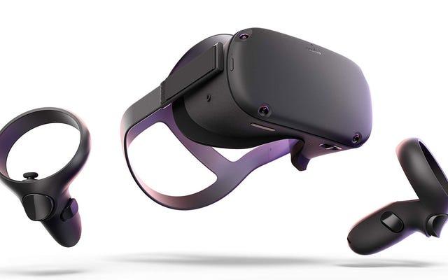Oculus Quest: как должна работать виртуальная реальность