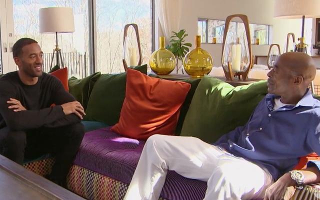 बैचलर के मैट जेम्स ने अपने डैड को सभी 3 काल्पनिक सूट में आमंत्रित किया