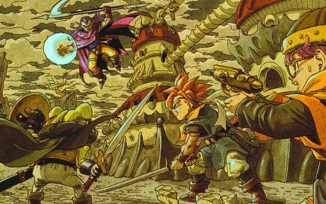 Ремейк Chrono Trigger для ПК - беспорядок, и фанаты расстроены