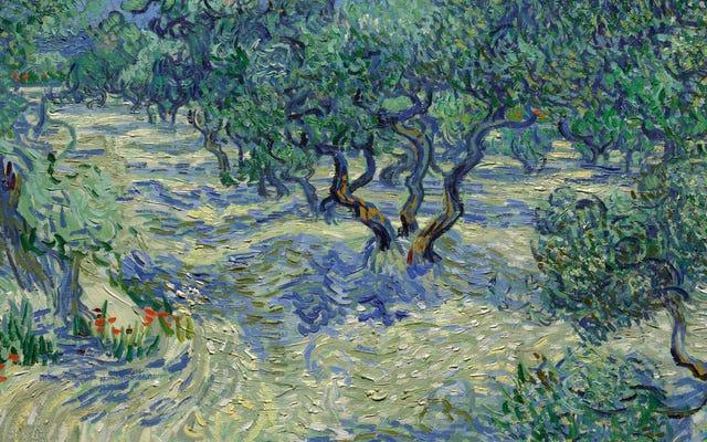 Des chercheurs trouvent une sauterelle coincée dans une peinture classique de Van Gogh