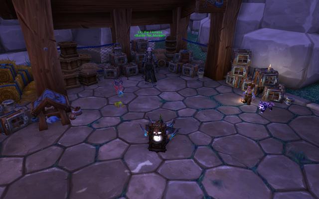 Great World of Warcraftツールは、ペットの管理とゴールドの作成に役立ちます