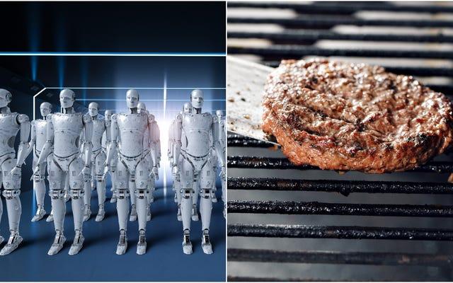 Derrrhhhh ex machina: Flippy le robot à hamburger renvoyé pour avoir sucé au travail