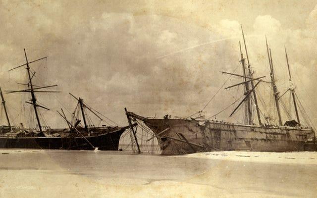 レポート:ハリケーンマイケルの高潮がカラベルハリケーンによって破壊された119年前の船舶を浚渫