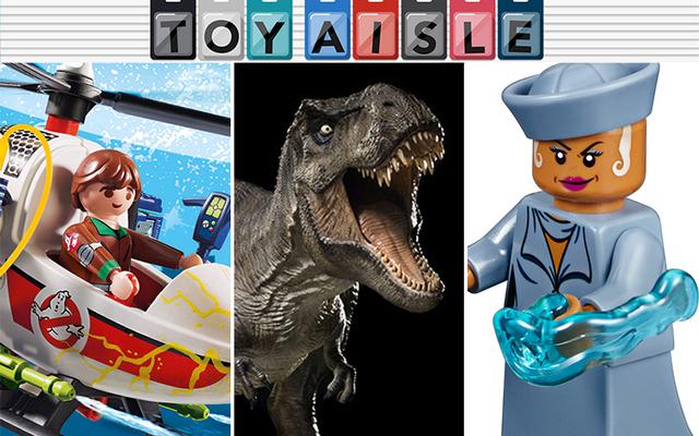 Hewan-hewan Fantastis Mendapat Perawatan Lego, dan Lebih Banyak Mainan Terindah Minggu Ini