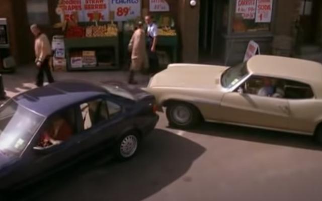 ¿Cuál es tu historia de pesadilla de estacionamiento urbano?