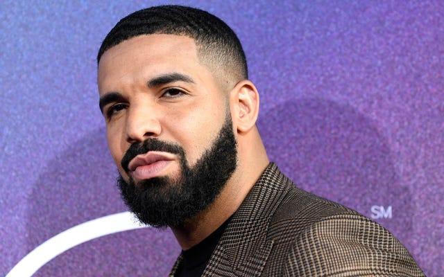 Graças a Shea Moisture Men, posso finalmente conseguir uma barba Drake de Natal