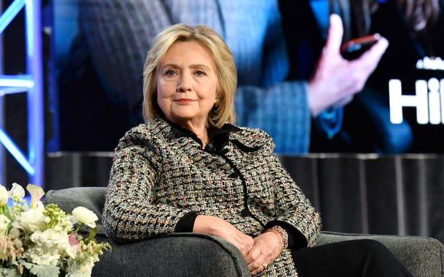Hillary Clinton không giúp đỡ