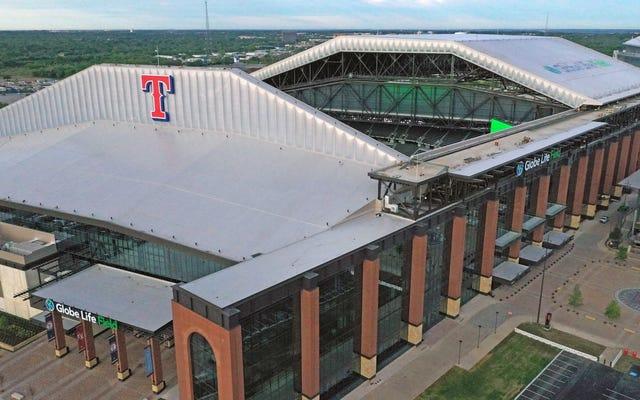 MLBはテキサスサイズのねじ込みを最新の計画で作り上げるだろう