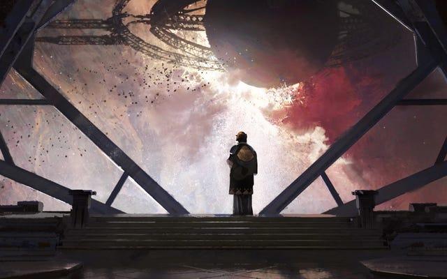 アーカディ・マーティンの絶賛されたスペースオペラの続編を最初に見てください帝国と呼ばれる記憶