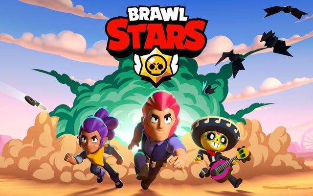 Brawl स्टार्स मिक्स बैटल रॉयल एंड डोटा 2 इनटू ए फन मोबाइल गेम