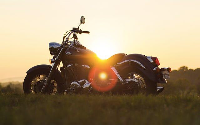 Motosiklet Sürmeye Başladığımda Keşke Bilmem