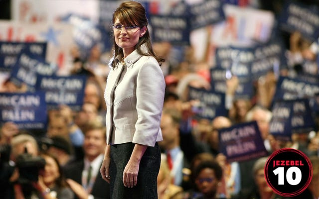 Sarah Palin Neden Normalde Makul Kadınlarda Neredeyse Şiddetli Öfkeyi Teşvik Ediyor