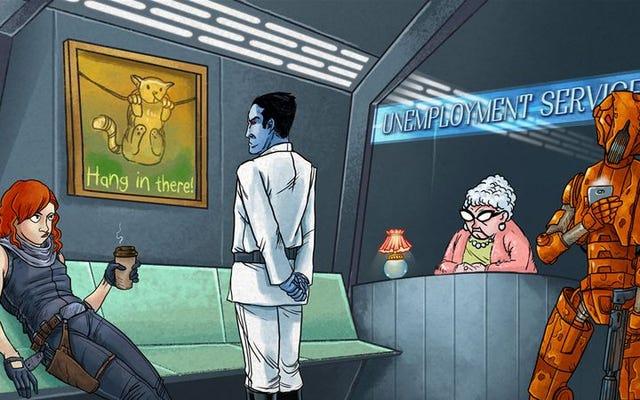 マラジェイドに何が起こったのですか?:スターウォーズのカノンからの12の不幸な切除