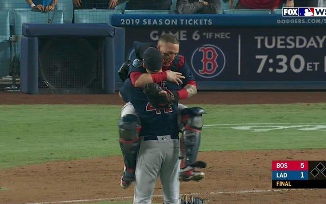 Les putains de Red Sox ont remporté la série mondiale de putain