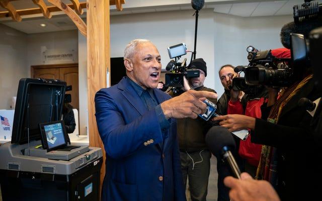 ライブブログ:ミシシッピ州上院の流出選挙
