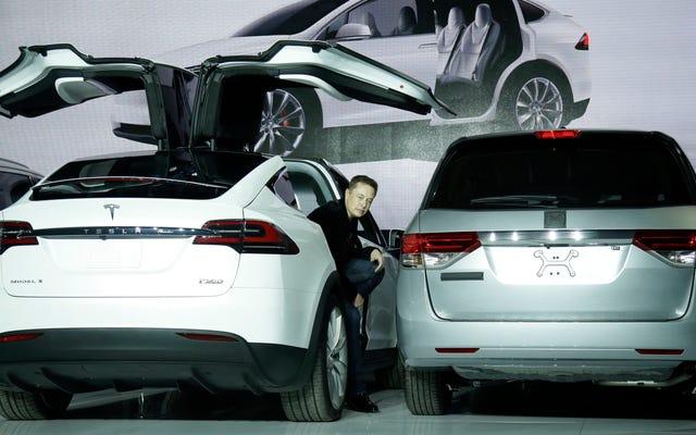Tesla sucumbe al razonamiento práctico y construirá el próximo automóvil en la plataforma Model 3