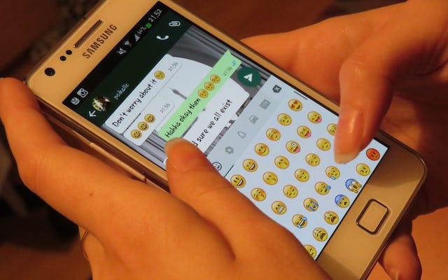 Qual é o seu aplicativo de mensagens de texto favorito?