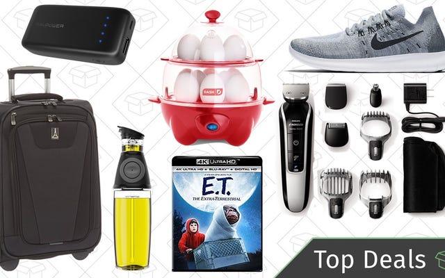 Le migliori offerte di mercoledì: Philips Norelco Groomer, Egg Cooker, Travelpro Suitcase e altro