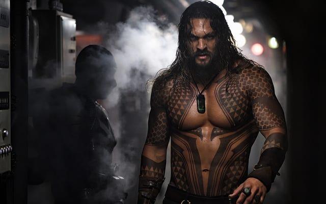 James Wan prévoit de mettre un peu plus d'horreur dans Aquaman 2