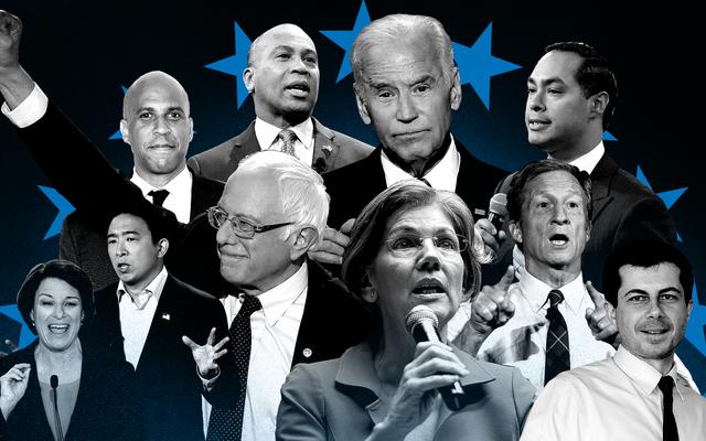 Warren sử dụng vũ lực, Klobuchar đánh chết con ngựa và Buttigieg cần phải thay đổi lộ trình: Bảng xếp hạng quyền lực đen của tổng thống năm 2020, tuần 21